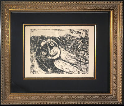 Marc Chagall, 'The Marriage', 1964