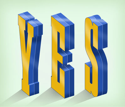 Signs of Power, 'Yes', 2021