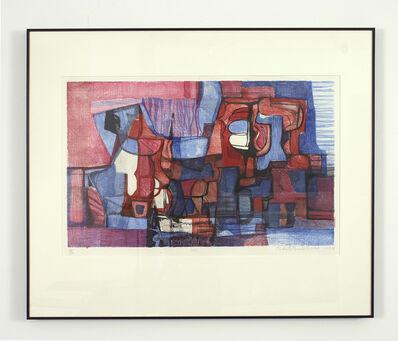 "Roberto Burle Marx, '""Lilli I""', 1987"