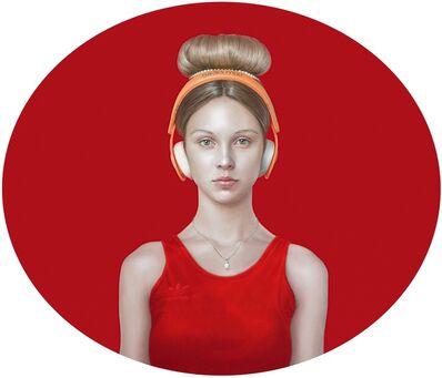 Salustiano, 'Zahra Cascos Rojo', 2019