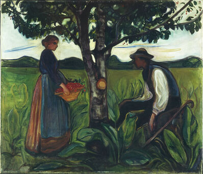 Edvard Munch, 'Fertility', ca. 1899