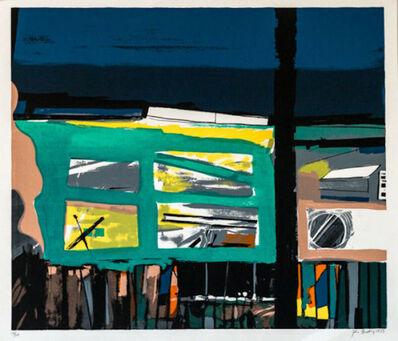 John Hultberg, 'Witness', 1977