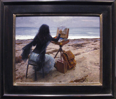 Jeremy Lipking, 'Plein Air', 2013