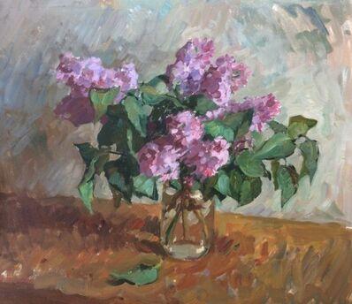 Ben Fenske, 'Lilacs', 2018