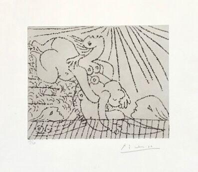 Pablo Picasso, 'Le Sauvetage de la Noyee'