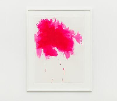 Gardar Eide Einarsson, 'Fluorescent Pink (Paper) III', 2015