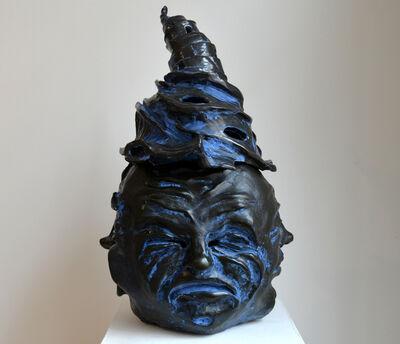 Olivia Beens, 'Blue Buddha', 2015
