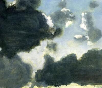 David Konigsberg, 'Passel of Clouds', 2017