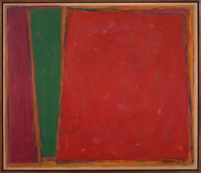 John Opper, 'AM 6-10', 1976