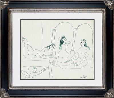 Pablo Picasso, 'Le Bain (The Bath)', 1968