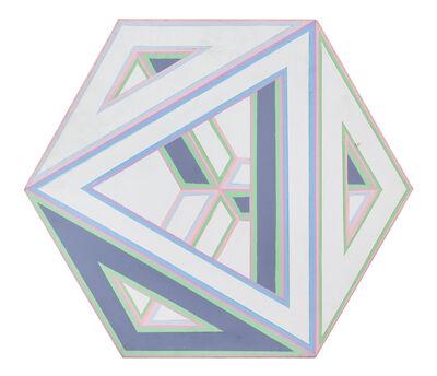Alvin Loving Jr., 'Septehedron LB4', 1970