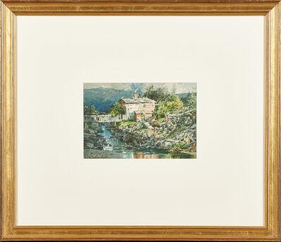 William Louis Sontag Jr., 'Untitled (River House)'