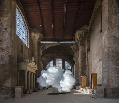 Berndnaut Smilde, 'Nimbus Diocleziano Aula V', 2018