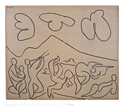 Pablo Picasso, 'Bacchanale', 1959