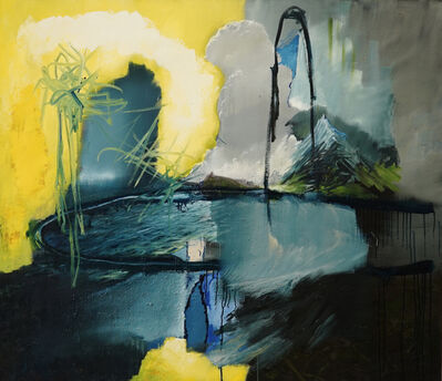 Clemens Tremmel, 'Entladung', 2016