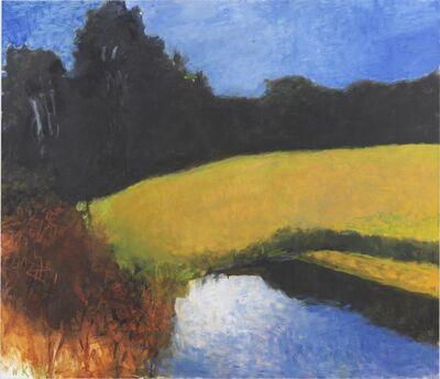 Wolf Kahn, 'Pond off Barrow Road', 2011