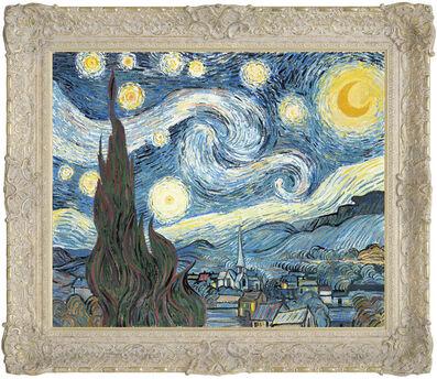 John Myatt, 'The Starry Night', 2017