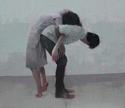 Johan Barrios, 'Linea forzada', 2018