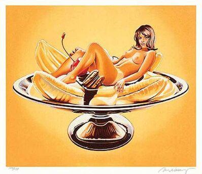 Mel Ramos, 'Banana Split', 2000