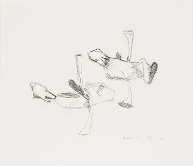 Bruce Nauman, 'Untitled (C.62)', 1989-1990