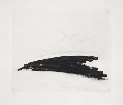 Bernar Venet, 'Effondrement Arcs', 2013