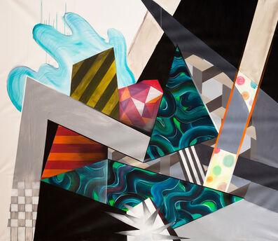 Athier Mousawi, 'The Cut 2', 2014