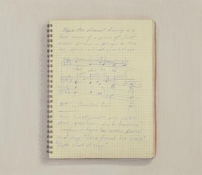 Jen Mazza, 'Picasso Notebook', 2013