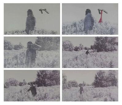 Payam Mofidi, 'Video Still - No 3 from the Cohesive Disorder series', 2013