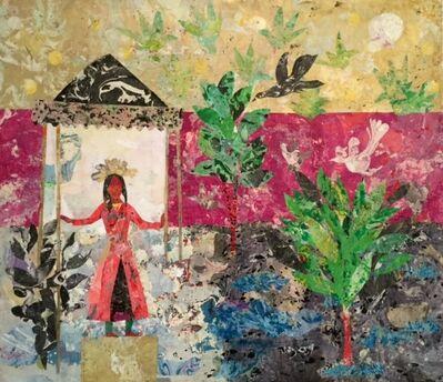 Mohamed Abla, 'The Royal Garden', 2017