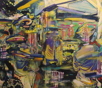 Joshua Dildine, 'ELTONABRE', 2017