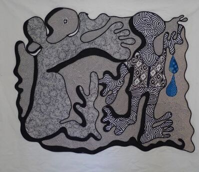 Lizette Chirrime, 'So They Say Water Crisis', 2018