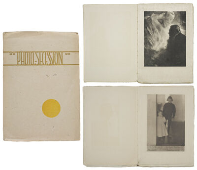 Edward Steichen, 'Photo-Secession: A Collection of American Pictorial Photographs'