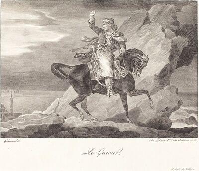 Théodore Géricault, 'Le Giaour (The Infidel)', 1820