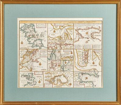 Emanuel Bowen, 'Emanuel Bowen 18th C. Map', 1747