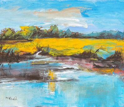 Mohamed Saleh Khalil, 'Landscape #3', 2016