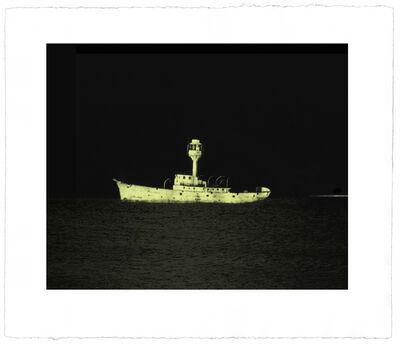 Dorothy Cross, 'Ghost Ship i', 2011