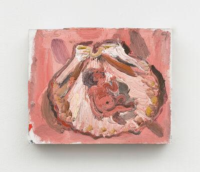 Allison Schulnik, 'Shell with Newborn Tupelo', 2019