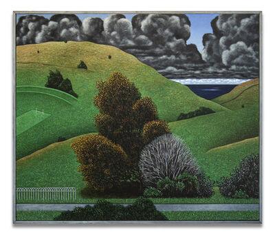 Scott Kahn, 'Autumn on the Downs', 1992