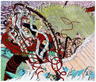Andy Piedilato, 'Pillars', 2014
