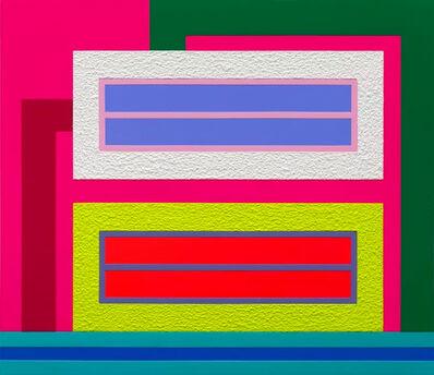 Peter Halley, 'Suburgatory', 2013