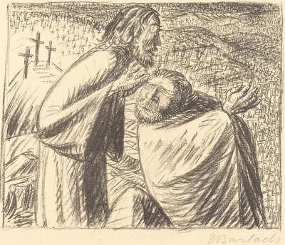Ernst Barlach, 'Anno Domini MCMXVI Post Christum Natum', 1916