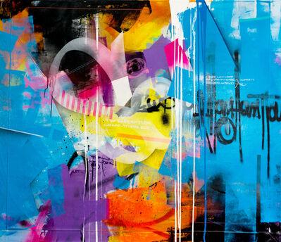 Sen2 (Sandro Figueroa), 'City On Colors', 2020
