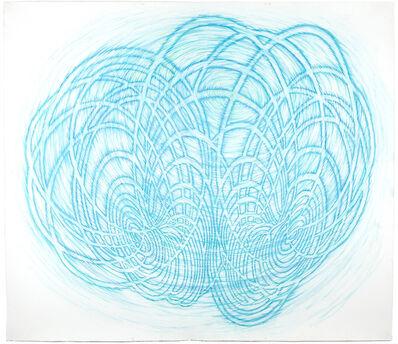Linda Fleming, 'Turquoise Sinue', 2019
