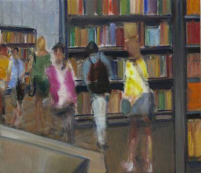 Simon Nicholas, 'Atrium Figures 1', 2021