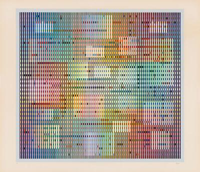 Yaacov Agam, 'Serigraph de Luxe', 20th/21st Century