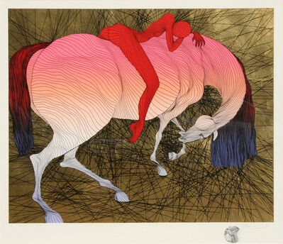 Guillaume Azoulay, 'Epuise II', 1986