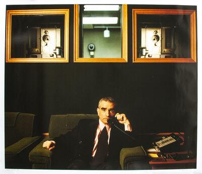 Lynn Goldsmith, 'Martin Scorsese, A Retrospective'