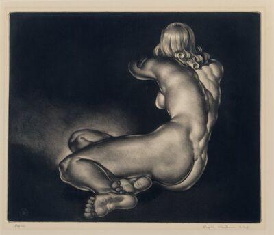 Reynold Henry Weidenaar, 'Repose'