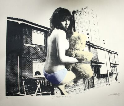 Sarah Hardacre, 'Some Teddy Bears Have All The Luck', 2011