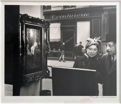 Robert Doisneau, 'Un regard oblique, Paris 1948', 1983
